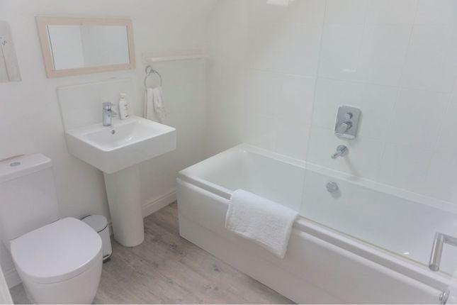 Bathroom of The Parade, Filey YO14
