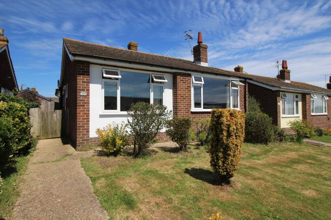 Thumbnail Detached bungalow for sale in The Linkway, Westham