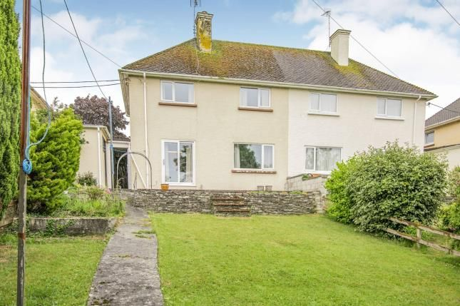 Thumbnail 3 bed semi-detached house for sale in East Looe, Looe, Cornwall