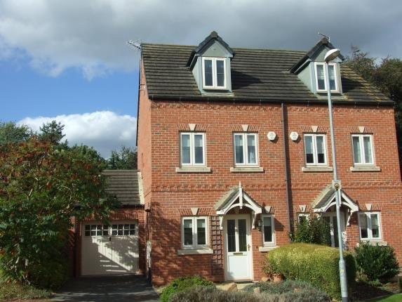 3 bed semi-detached house for sale in Belvoir Vale Grove, Bingham, Nottingham, Nottinghamshire
