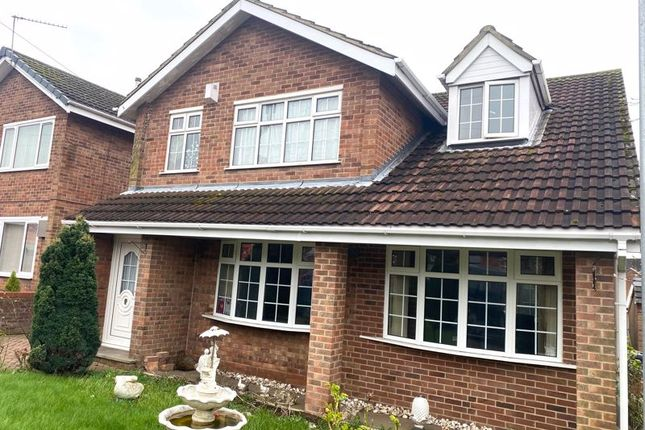 Thumbnail Detached house to rent in Ivy Lodge Close, Stapenhill, Burton-On-Trent