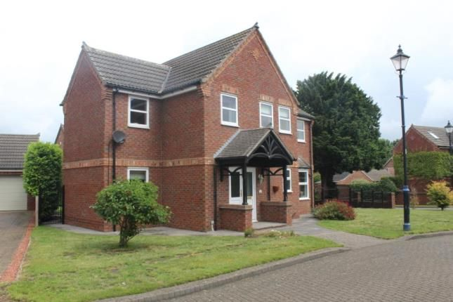 Thumbnail Detached house for sale in Riverside Gardens, Auckley, Doncaster