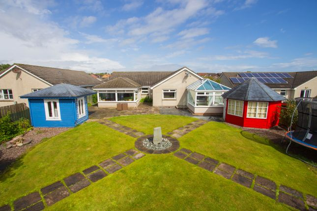 Thumbnail Detached bungalow for sale in Cairnhill Walk, Newtonhill, Stonehaven