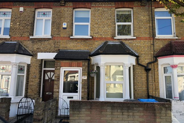 Thumbnail Terraced house to rent in Nelson Road, Edmonton / London