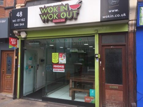 Thumbnail Commercial property for sale in Welford Road, Knighton Fields, Leicester