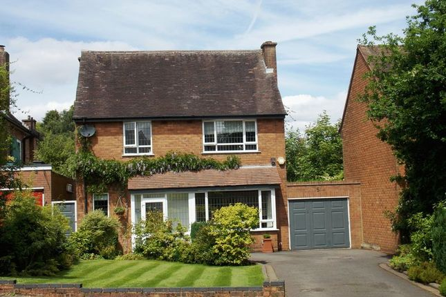 Thumbnail Detached house for sale in Hazelbank, Kings Norton, Birmingham