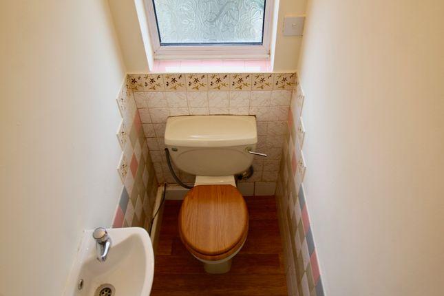Downstairs WC of Honiton Road, Nottingham NG8