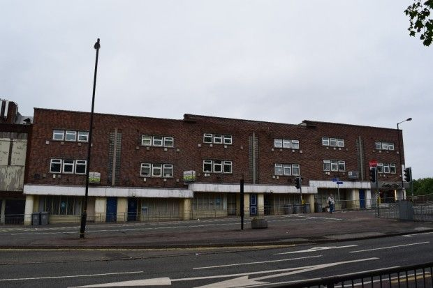 Thumbnail Block of flats for sale in Edge Lane, Stretford, Manchester