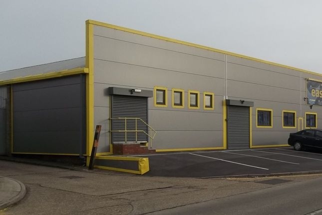 Thumbnail Warehouse to let in St Marks Road, Corby