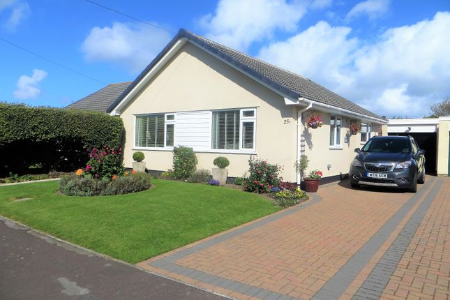Thumbnail Semi-detached bungalow for sale in Links Garden, Burnham-On-Sea