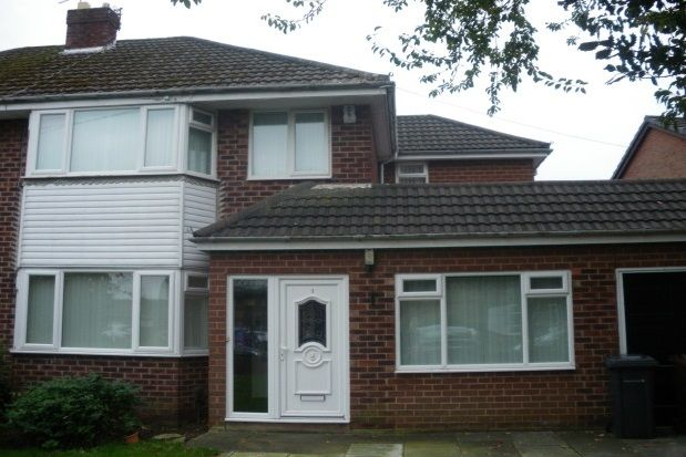 Thumbnail Property to rent in St. Peters Row, Maghull, Liverpool