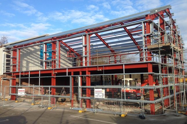 Commercial property for sale in Batley, West Yorkshire