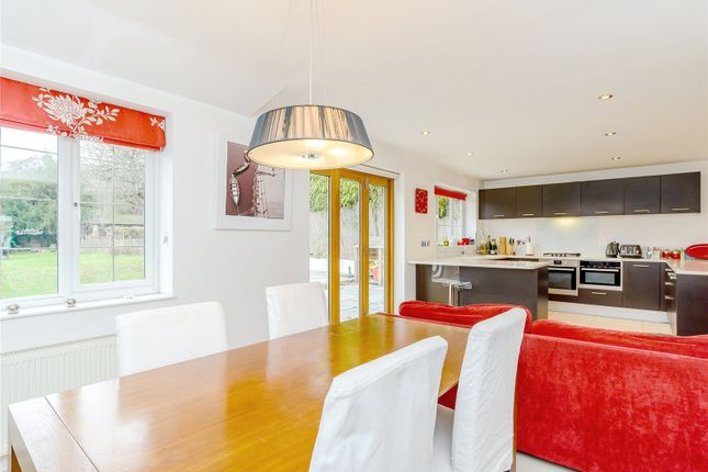Thumbnail Semi-detached house for sale in Poplar Avenue, Windlesham, Surrey