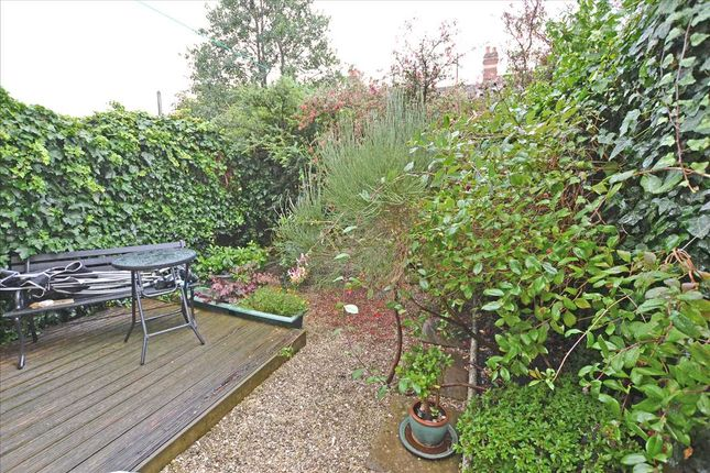 Rear Garden of Bruce Street, Cathays, Cardiff CF24