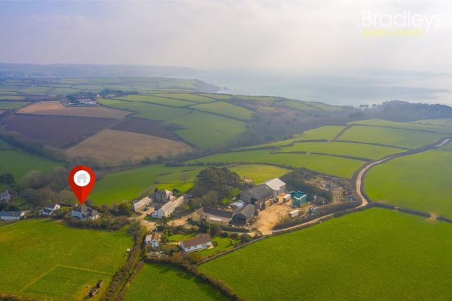 Thumbnail Detached house for sale in Prussia Cove Road, Rosudgeon, Penzance, Cornwall