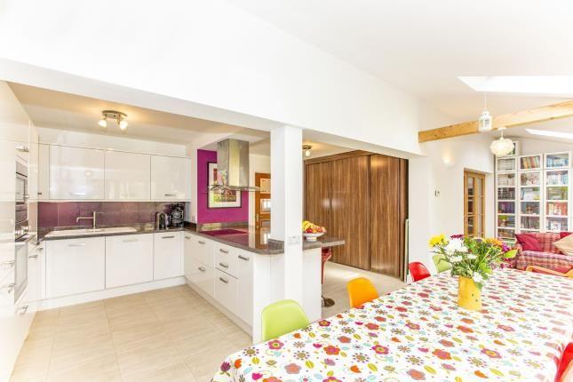 Kitchen of Yeomans Close, Catworth, Huntingdon, Cambridgeshire PE28