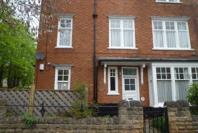 Thumbnail Shared accommodation to rent in 7 Ebers Grove, Mapperley Park, Nottingham