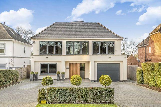 Thumbnail Detached house for sale in The Ridgeway, Radlett, Hertfordshire