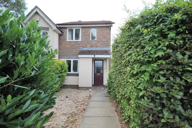 Thumbnail End terrace house to rent in Cotterell Gardens, Twyford, Reading