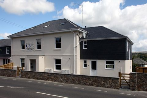 Thumbnail Flat to rent in Plymouth Road, Horrabridge