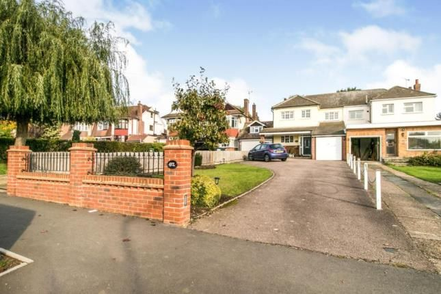 Thumbnail Semi-detached house for sale in Ingrebourne Gardens, Cranham, Upminster
