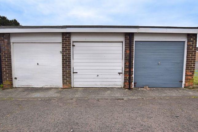 Garage of Highburn, Cramlington NE23