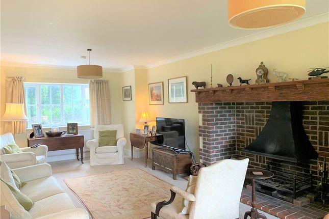 Living Room of South Farm Close, Tarrant Hinton, Blandford Forum DT11