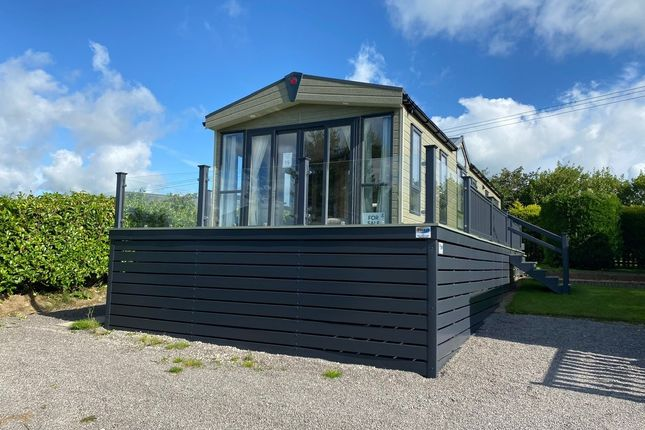 Thumbnail Lodge for sale in Violet Bank Holiday Park, Simonscales Lane, Cockermouth