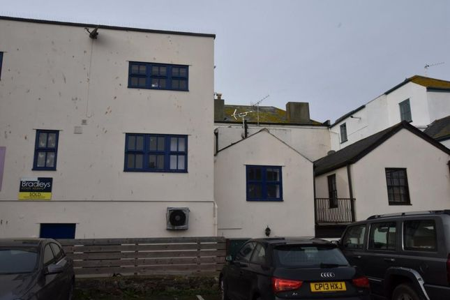 The Flat of Northumberland Place, Teignmouth, Devon TQ14