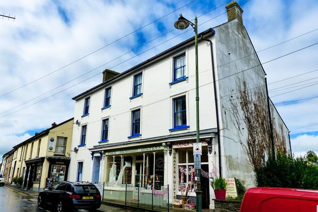 Thumbnail Flat to rent in High Street, Talgarth, Brecon
