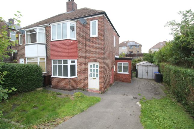 3 bed semi-detached house for sale in Mansfield Road, Sheffield S12