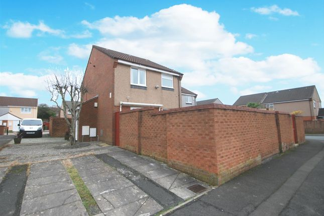 Thumbnail End terrace house to rent in Castle Carey Gardens, Plymouth