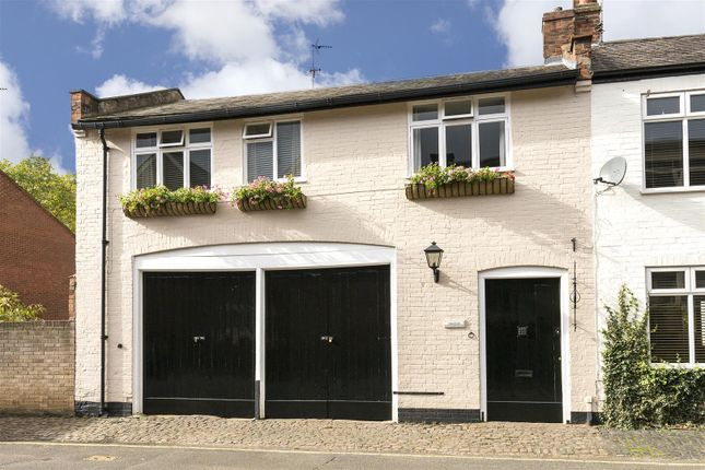 Thumbnail Semi-detached house for sale in Hall Road, Leamington Spa