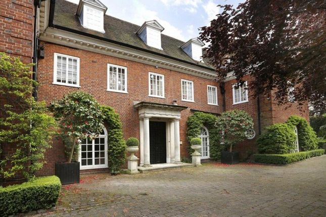 Thumbnail Country house for sale in Coombe Hill Road, Kingston Upon Thames