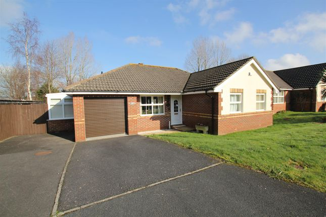 Thumbnail Detached bungalow to rent in Candish Drive, Sherford, Plymouth