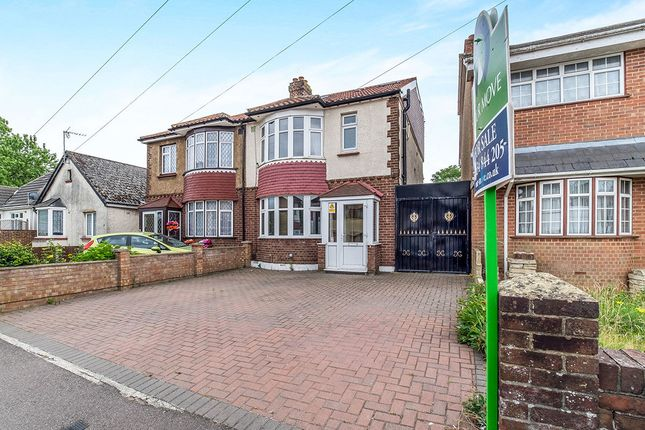 Thumbnail Semi-detached house for sale in Arethusa Road, Rochester