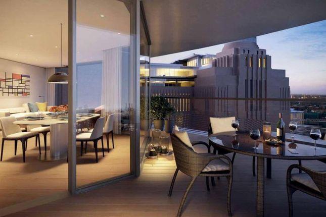 2 bed flat for sale in Battersea Roof Gardens, Battersea, London SW8