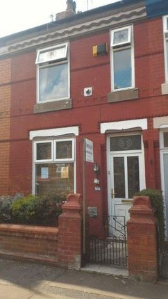 Thumbnail Terraced house for sale in Thornton Road, Fallowfield, Manchester