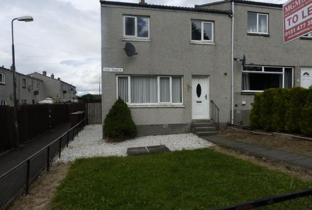 Thumbnail End terrace house to rent in 7 Oak Place, Mayfield, Dalkeith.
