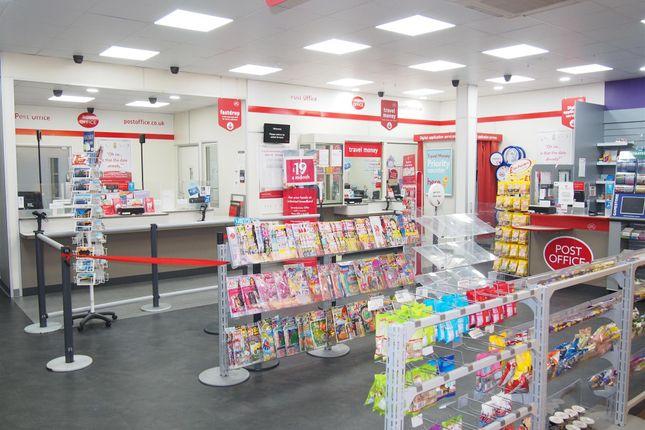 Thumbnail Retail premises for sale in Post Offices M41, Urmston, Lancashire