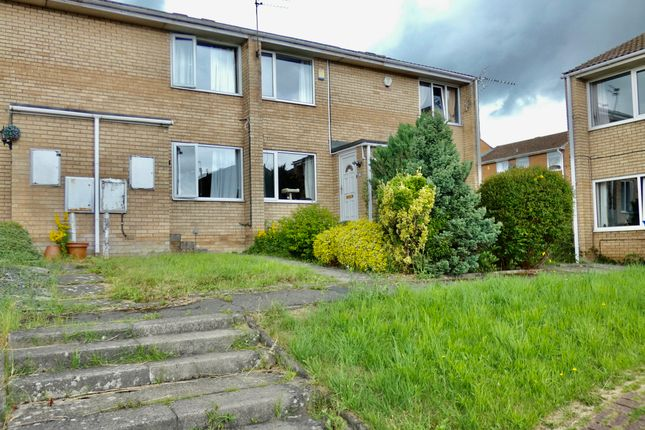 2 bed terraced house for sale in Meadowcroft Rise, Westfield, Sheffield S20