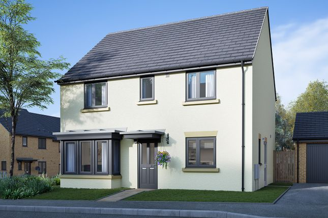 "Thumbnail Detached house for sale in ""The Pembroke"" at Field Road, Ramsey, Huntingdon"