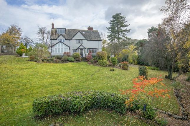 Thumbnail Detached house for sale in Grey Uplands, Cowleigh Park, Malvern
