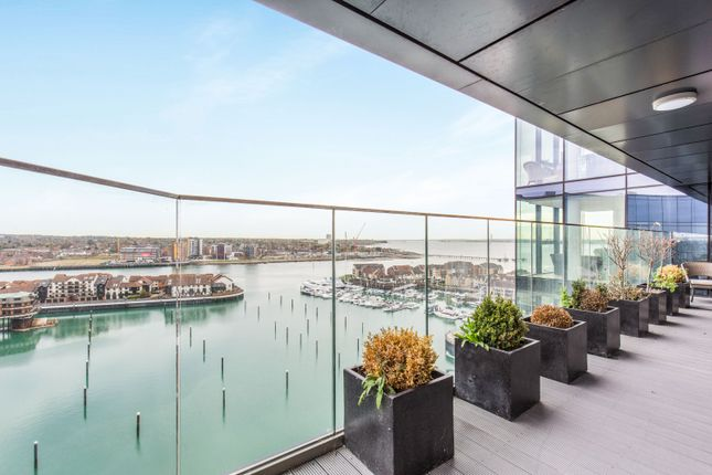 Thumbnail Flat to rent in The Moresby Tower, Ocean Village