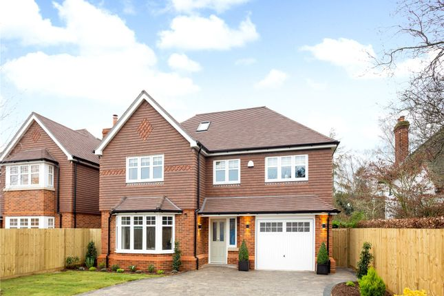 Thumbnail Detached house for sale in Switchback Road North, Maidenhead, Berkshire