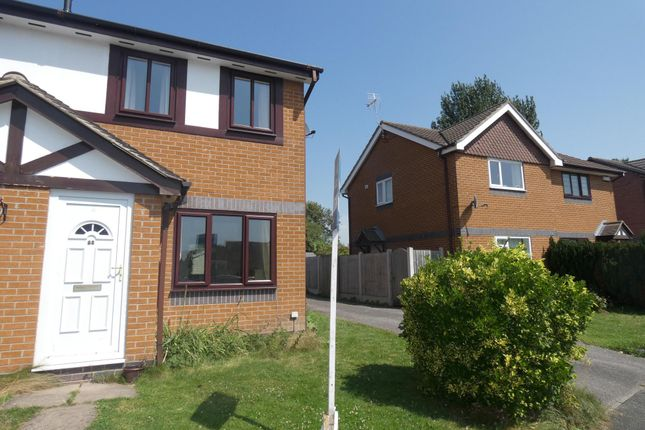 2 bed semi-detached house to rent in Kestrel Drive, Crewe CW1