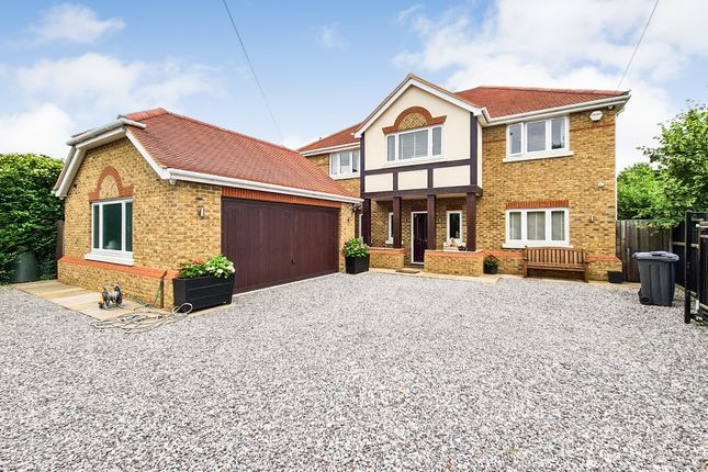 Thumbnail Detached house for sale in Staines Road, Wraysbury, Staines