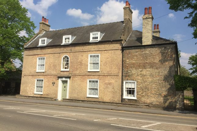 Thumbnail Detached house for sale in Pratt Street, Soham, Ely