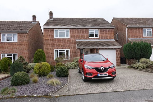 Thumbnail Detached house to rent in Parkside, The Hyde, Purton, Swindon