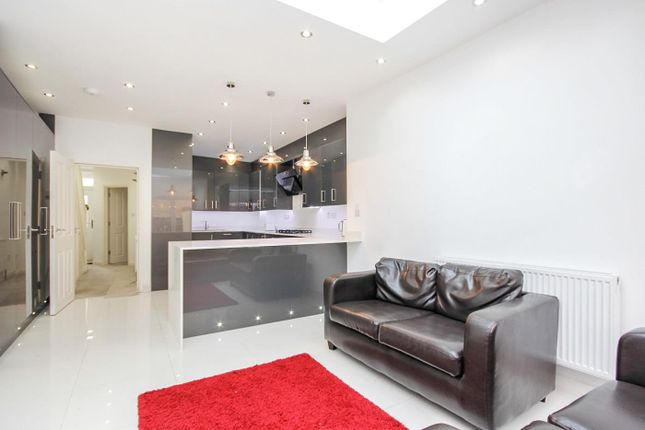 4 bed terraced house for sale in Regina Terrace, London
